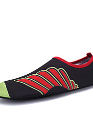 Unisex Athletic Shoes Spring / Summer / Fall Comfort / Jelly Fabric Outdoor / Athletic Flat Heel Slip-on Yellow / RedFitness & Cross
