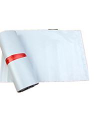 weiß wasserdicht Eilpaketbeutel Größe 28 * 42cm (ein Bündel von 100)