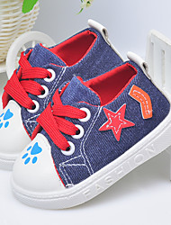 Boy's Sneakers Others Cotton Casual Blue