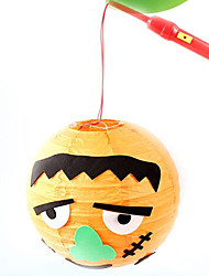 1PC Halloween Ball For Party Decor Costume Party Gift Prop Novelty Ornaments Glow Lantern