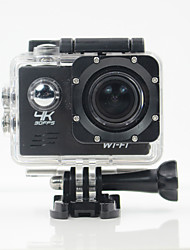 F65B Sports Action Camera / Video Camera WiFi / 4K / Waterproof 30fps H.264 Single Shot / Burst Mode / Time-lapse Universal