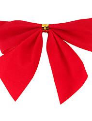 Weihnachtsdeko Urlaubszubehör 1 set Silvester / Weihnachten / Halloween einfarbig Plastik