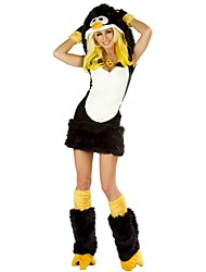 Costumes de Cosplay Noir Fausse Fourrure / Térylène Accessoires de cosplay Halloween / Carnaval / Nouvel an