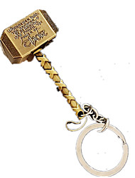 Raytheon Hammer Key Ring