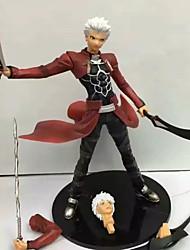 Fate/zero Kiritsugu Emiya PVC 24cm Figuras de Ação Anime modelo Brinquedos boneca Toy