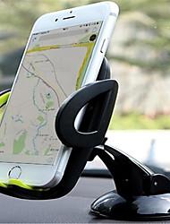 carro stents telefone do carro de navegação chuck criativo tomada veículo montado titular carro móvel