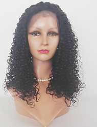 Synthetic Wigs Kinky Curl Lace Front 10-24inch 3 Colors Avalibale