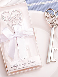 1PC Wedding In Return Gift Personalized Metal Bottle Opener
