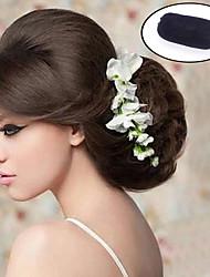 peruca cabelo fêmea noiva placa feita pad aumentou Fabin contrato