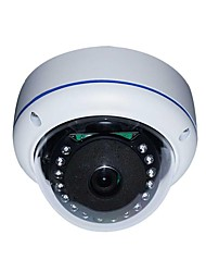 Dome Camera IR Array LED H.264 Dome Vaste brandpuntsafstand
