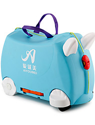 Kids Plastic / Special Material Professioanl Use Luggage