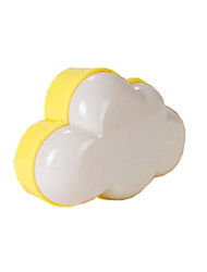New Novelty Cloud Kids Baby Childrens Portable LED Night Light Nightlight Lamp