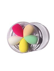 Houppette/Eponge Autres 5 Autres 2*6.3cm Taille pour les voyages Multicolore