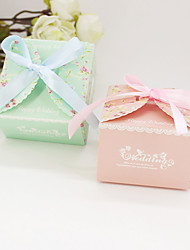 The Small Broken Flower  Candy Box (Set of 12) Tile Delivery