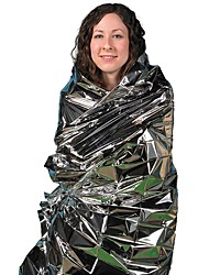 Emergency Insulation Survival Blanket, Waterproof and Windproof
