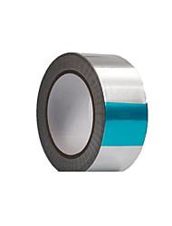 (Tamanho da nota 5 centímetros * 20m * 0,005 milímetro) fita de alumínio