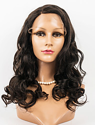 Malaysian Hair Full Lace Wigs Body Wave Synthetic Hair Full Lace Wigs   For Women