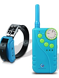 660M Remote Dog Training Collars Waterproof and Rechargeable with Range Finding Tone and 100 Levels for Vibrating Static Shock Trainer