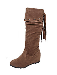 Women's Boots Spring / Fall / Winter Snow Boots /Motorcycle Boots / Gladiator / Comfort / Novelty