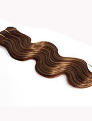 3 Pieces women long synthetic Body Wave Hair Weaves 150g/piece  16 18 20 inch synthetic Hair Extensions