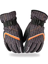 Ski Gloves Winter Gloves Men's Activity/ Sports Gloves Keep Warm / Waterproof Ski & Snowboard / Snowboarding Ski Gloves Winter