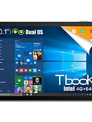 Teclast Tbook-10 Android 5.1 / Windows 10 Tablet RAM 4GB ROM 64GB 10.1 polegadas 1920*1200 Quad Core