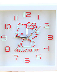 New Cartoon Square Alarm Clock