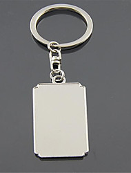 Personalized Car Metal Key Ring