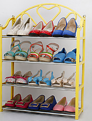 Plastic for Shoes Rack & Hanger Others Blue / Yellow / Purple / Red