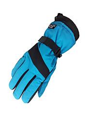 Ski-Handschuhe Herrn / Alles Sporthandschuhe warm halten / Wasserdicht Skifahren / Snowboarding / Motorrad PU Ski-Handschuhe Winter