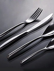 4-Piece Slap-Up Western Restaurant The Kitchen Utensils Stainless Steel 304 Children knives And Forks