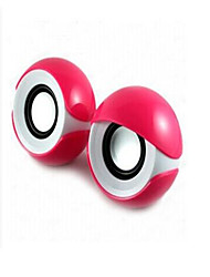 Small Speaker USB Audio Big Eye Girl Gift Small Box