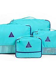 Feminino PVC Casual Conjuntos de saco