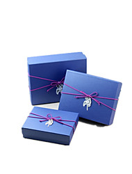 Note Size L Yards 24.0*19.0*8.0cm M Yards 22.0*17.0*6.5cm S Yards 18.5*14.5*5.0cm Rectangular Box Gift Gift Box 3 Times