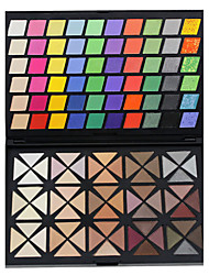 120 Eyeshadow Palette Matte / Shimmer Eyeshadow palette Cream Large Daily Makeup