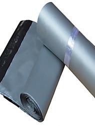 prata engrossado saco de logística (prata - 17 * 30cm 100 peças / peça)