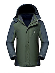 Hiking Softshell Jacket Men's Thermal / Warm / Quick Dry / Anatomic Design / ThickSpring / Fall/Autumn