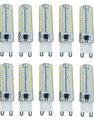 4W G9 / G4 Luces LED de Doble Pin T 72 SMD 3014 240-270 lm Blanco Cálido / Blanco Fresco / Blanco Natural Decorativa / ImpermeableAC