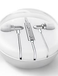 Meizu EP31 Earphone HiFi 2.0 In-Ear Earbuds With Microphone Metal Texture Design Super Bass Headset