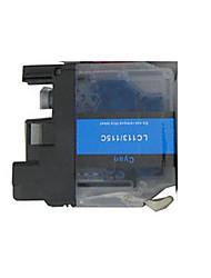 sonha voar aplicar irmão dcp J100 / dcp - J105 / mfc - impressora J200 cartuchos lc535 black25ml vermelho / amarelo / blue15ml