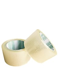 Note    Three Packaged   Size 100CM*6CM Transparent Tape Sealing Tape