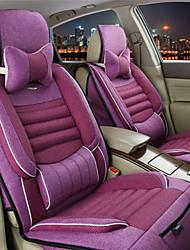 linho almofadas temporadas capa de almofada do assento de carro suprimentos automotivos