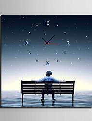 Настенные часы - Холст - Модерн - Квадратный