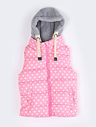 Girl Casual/Daily Print Down & Cotton Padded,Cotton Winter