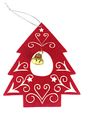 The Christmas Bell Jewelry Christmas Decorations