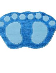 anti-dérapant pieds sont de taille de paillasson 40 * 60cm