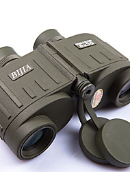 BAJIA® 8x 30 mm Jumelles BAK4 Haute Définition / Vision nocturne / Haut voltage / Etanche 339m/1000m Entièrement  Multi-traitées Noir