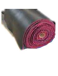 esteira de proteção do meio ambiente pvc fio círculo tapete anti-derrapante