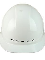 Breathable Impact-Resistant Construction Site Helmet (White)