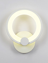 7W Modern LED Wall Lights Style Simplicity Acrylic Living Room Hallway Bedroom Hotel rooms Bedside Lamp